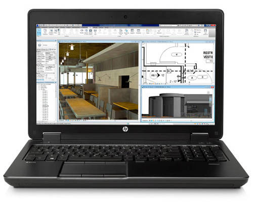 Hewlett Packard ZBook 15 (DC)