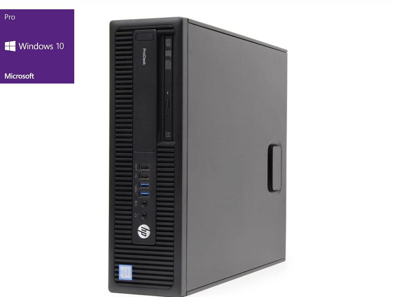 Hewlett Packard ProDesk 600 G2 SFF