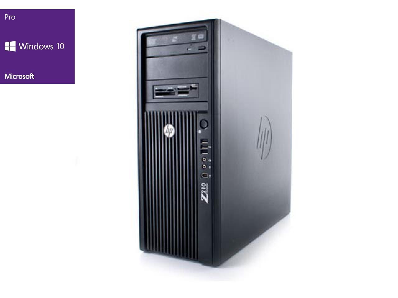 Hewlett Packard Z210 T