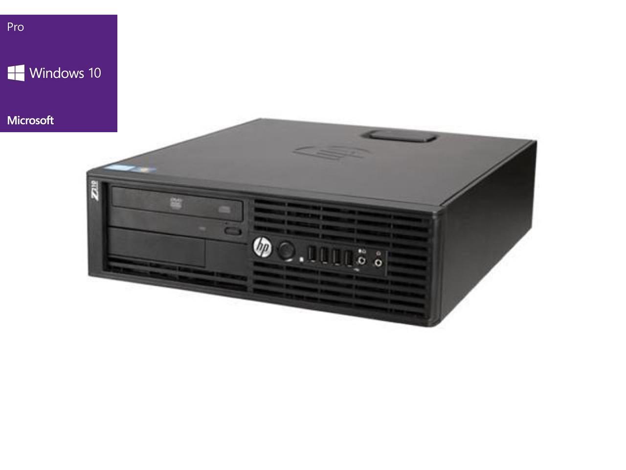 Hewlett Packard Z210 SFF