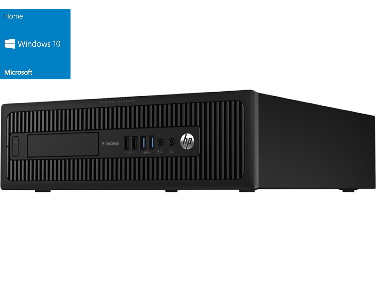 Hewlett Packard ProDesk 600 G1 SFF