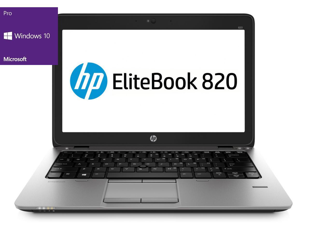 Hewlett Packard EliteBook 820 G2