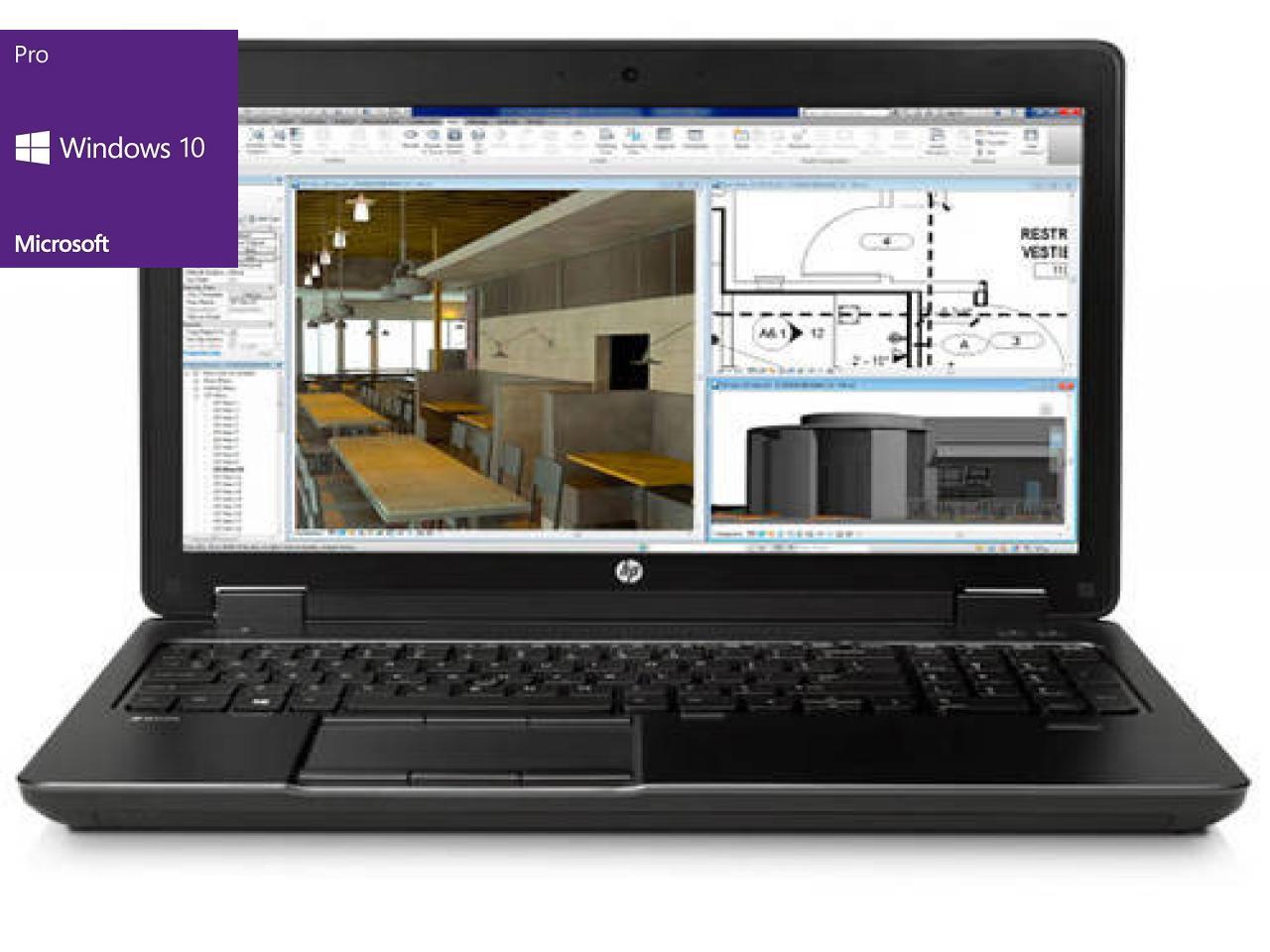 Hewlett Packard ZBook 15 (DC)