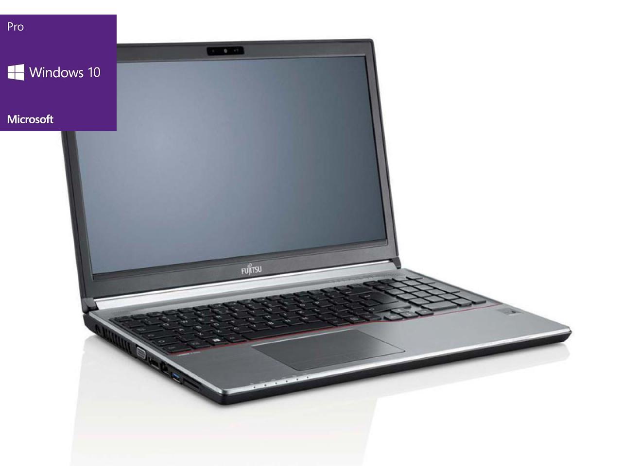 Fujitsu LIFEBOOK E754 (schwarze Tastatur)