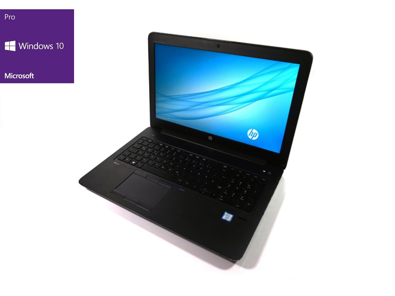 Hewlett Packard ZBook 15 G3