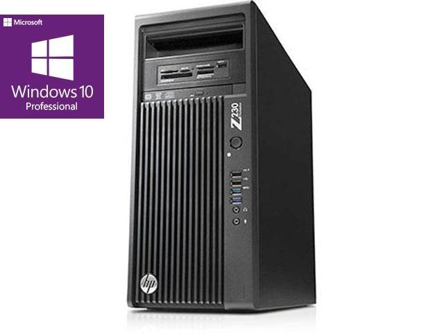 Hewlett Packard Z230 T