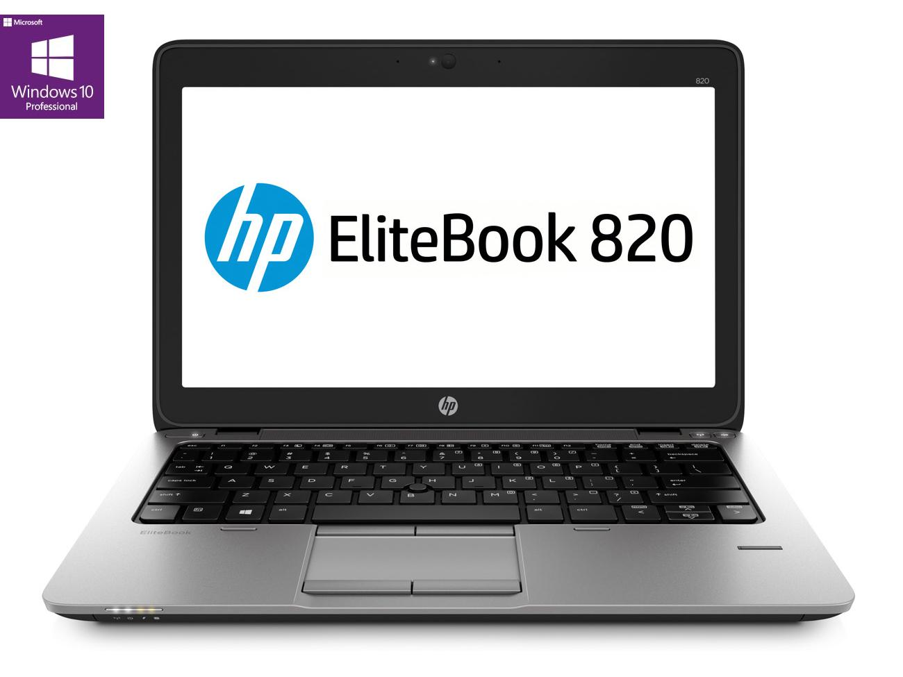 Hewlett Packard EliteBook 820 G2 Touch