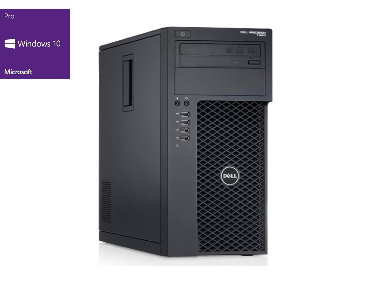 Dell Precision T1650 MT
