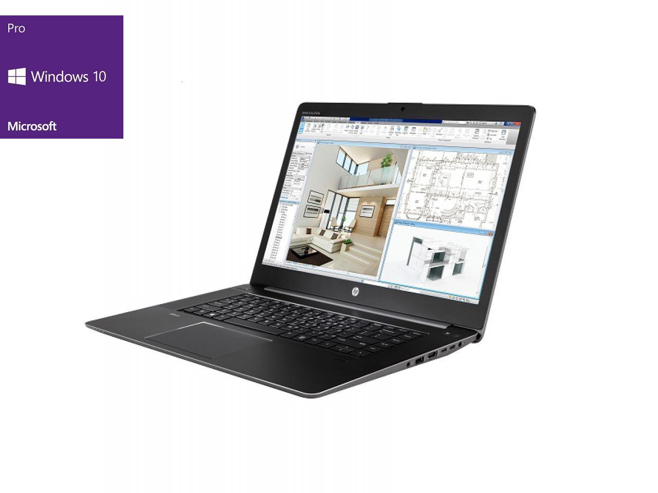 Hewlett Packard ZBook Studio G3