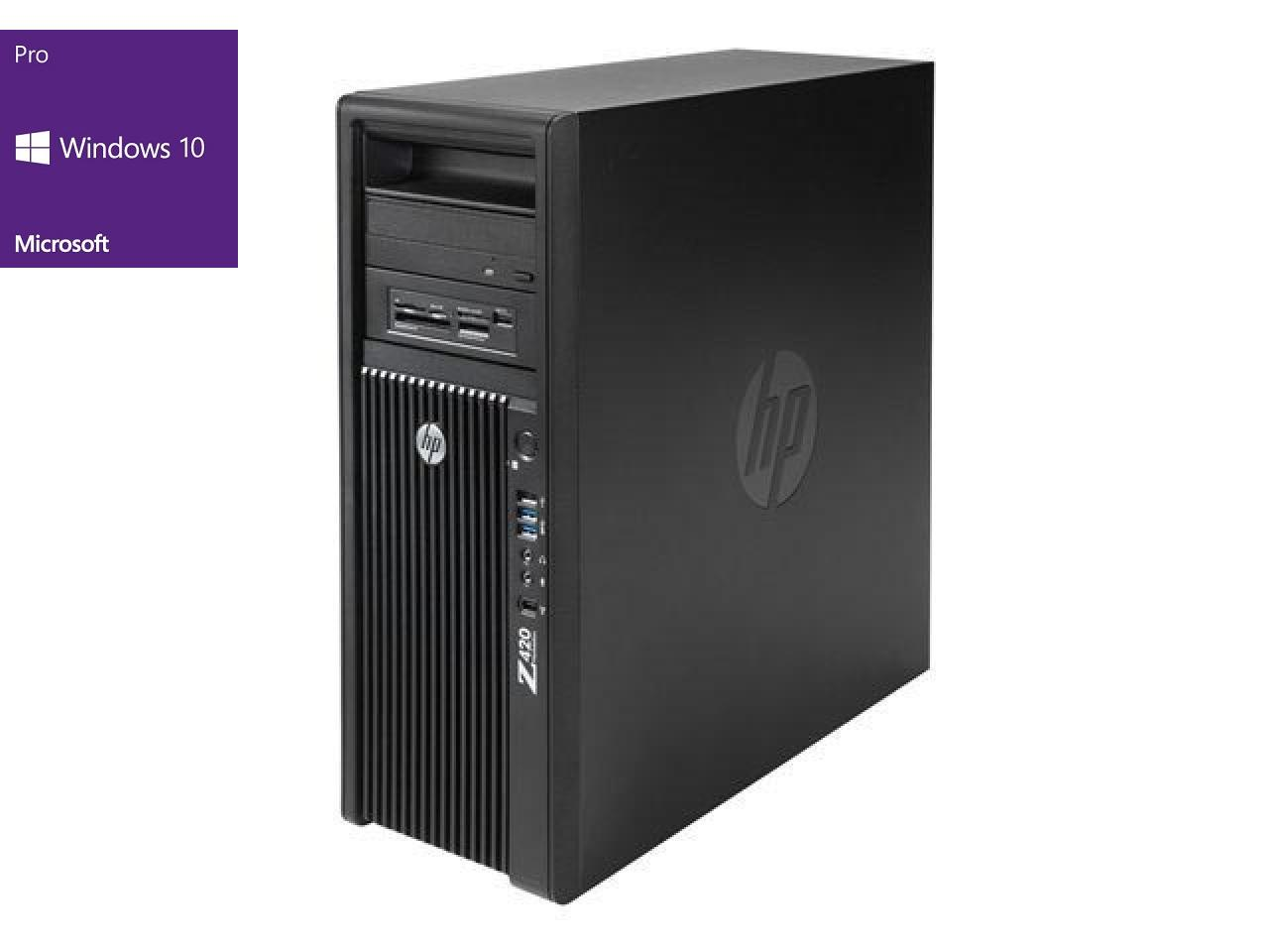 Hewlett Packard Z420 T