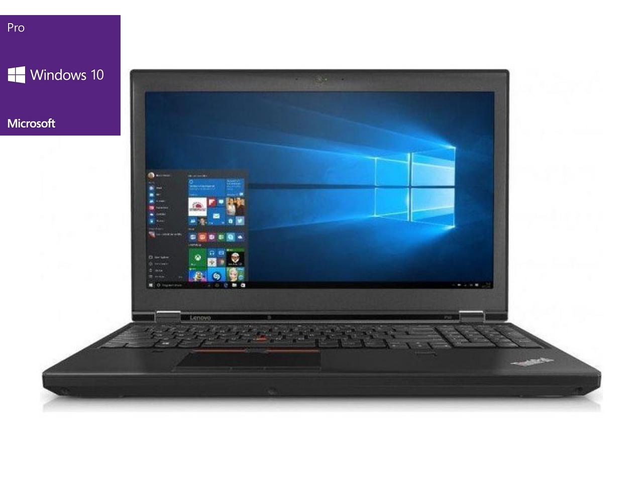 Lenovo ThinkPad P50